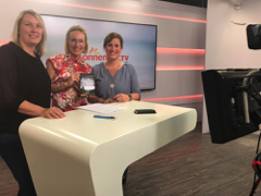 Interview bei Sonnenklar TV im August 2019